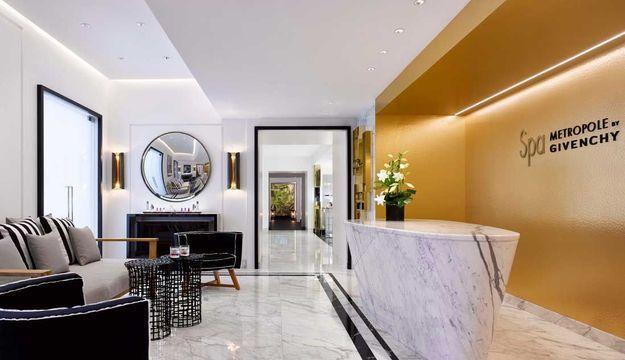 Spa Métropole by Givenchy : rendez-vous en terre d'excellence
