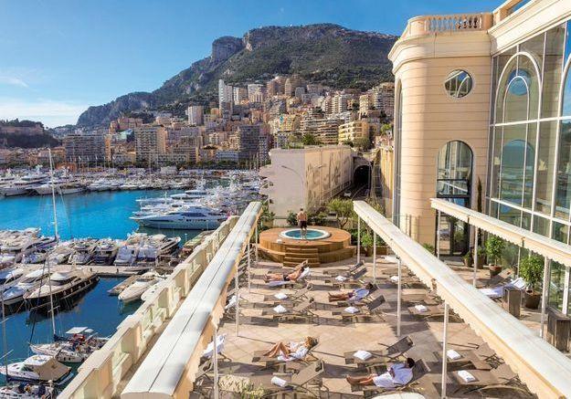 Thermes Marins Monte-Carlo : 24h dans la peau d'une princesse