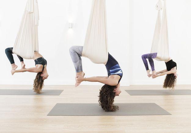 Le Fly Yoga