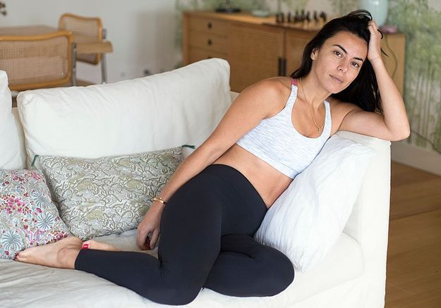 Charlotte Muller, la yogi des hormones