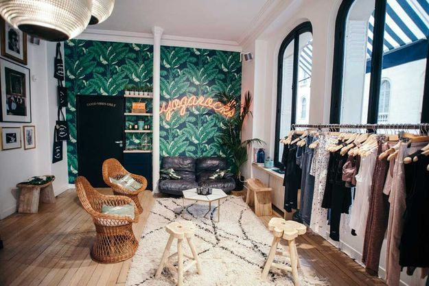 YUJ : le studio trendy cosy d'Hélène Duval