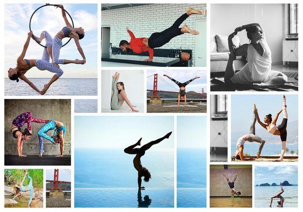 #instayogis : qui sont les stars du yoga sur Instagram