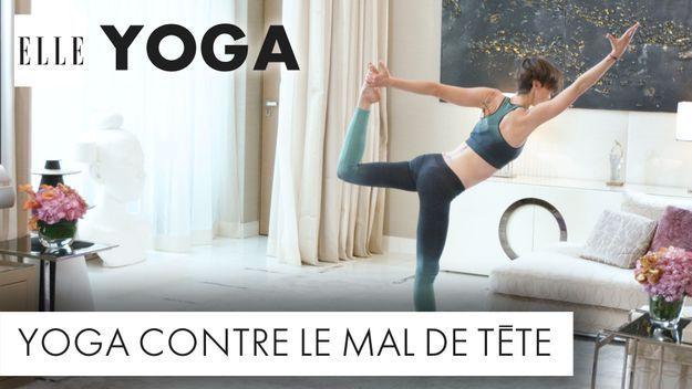 25 minutes de yoga contre le mal de tête