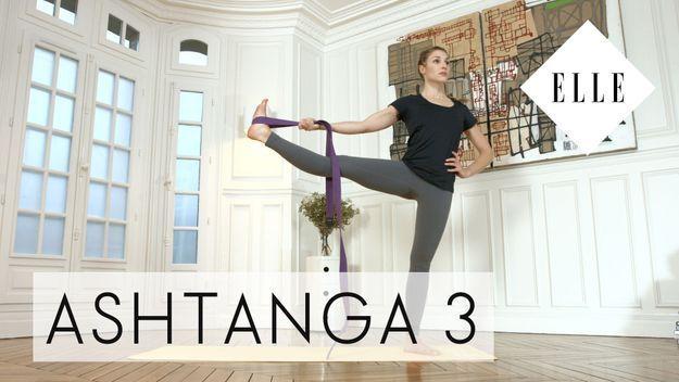 Le yoga ashtanga pour niveau avancé