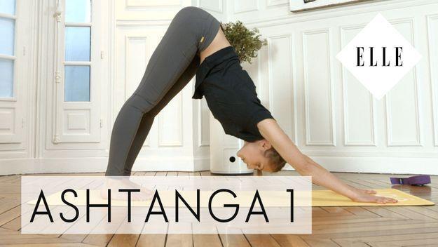 Le yoga ashtanga pour niveau débutant