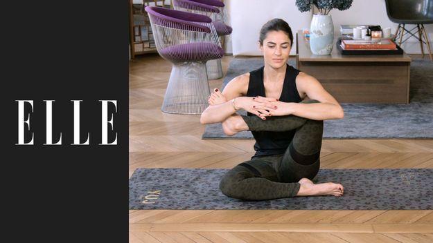 Le yoga comme détox émotionnelle