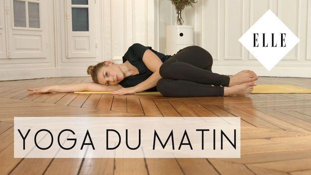 Le yoga du matin