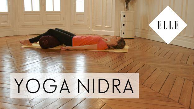 Le yoga nidra pour niveau débutant