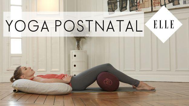 Le yoga postnatal