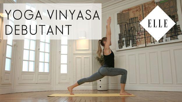 Le yoga vinyasa pour niveau avancé