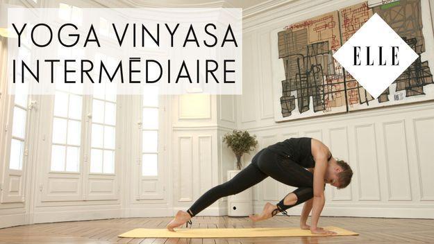 Le yoga vinyasa pour niveau intermédiaire