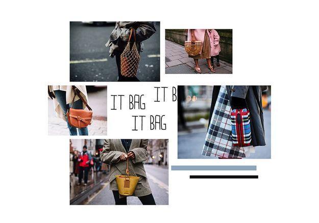 100 sacs canon repérés à la Fashion Week