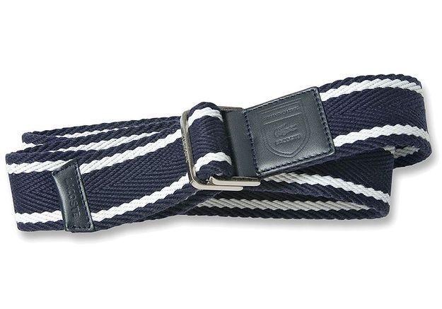 Mode guide shopping look tendance accessoires ceinture lacoste