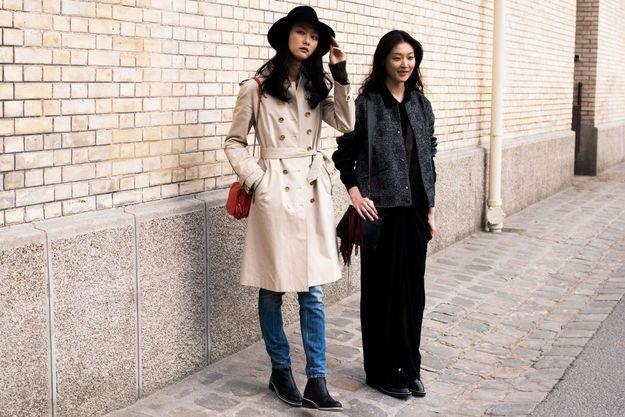 Chapeau parisienne chic