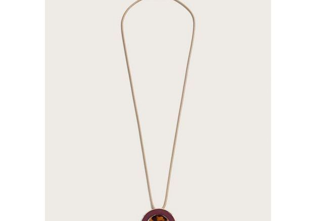 Collier Violeta By Mango