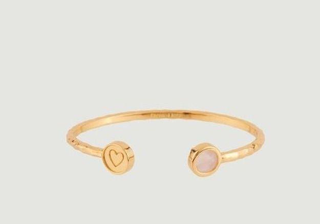 Bracelet doré Les Néréides