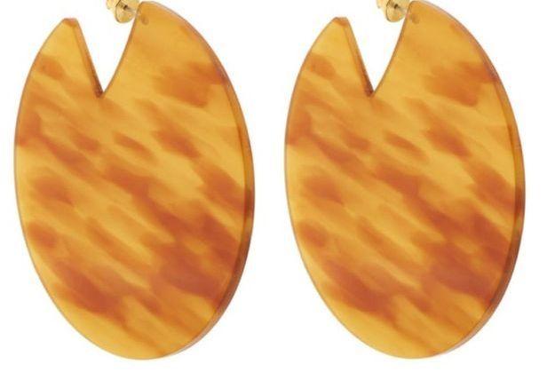 Boucles d'oreilles géométriques Vanda Jacintho