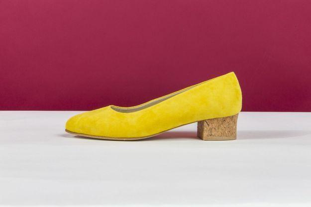 Chaussures Michel d'Anne Thomas