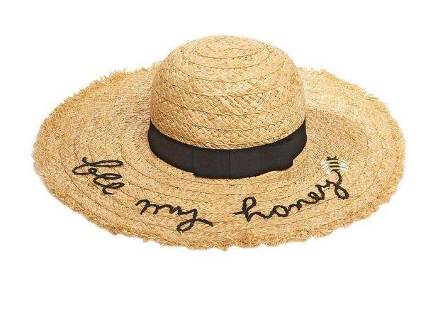 Chapeau de paille Camaieu