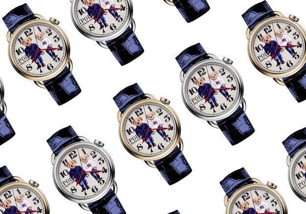It-pièce : la montre Ralph & Ricky Bear signée Ralph Lauren
