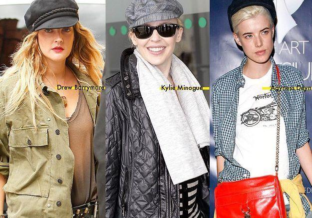 Mode guide shopping tendance look conseils accessoires casquette