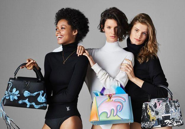 L'instant mode : six artistes revisitent l'emblématique sac Capucines de Louis Vuitton