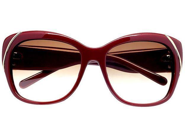 Mode guide shopping tendance look accessoires lunettes papillon celine