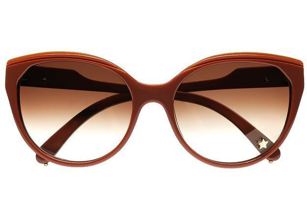 Mode guide shopping tendance look accessoires lunettes papillon chloe