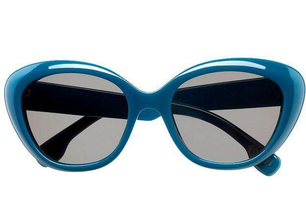 Mode guide shopping tendance look accessoires lunettes papillon marc jacobs