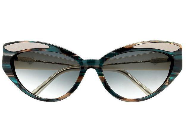 Mode guide shopping tendance look accessoires lunettes papillon pollini