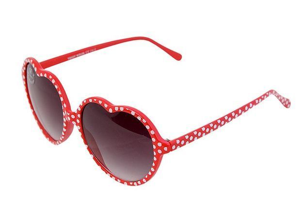 Mode tendance guide shopping lunettes petit minois coeur tally weijl