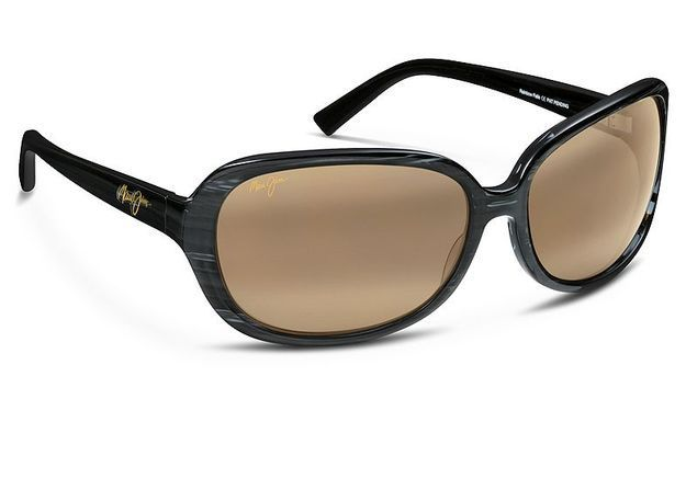 Mode tendance guide shopping lunettes visage anguleux rainbow falls maui jim