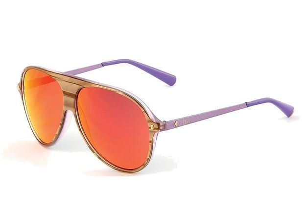 Mode tendance guide shopping lunettes visage carre aviator couleurs dior