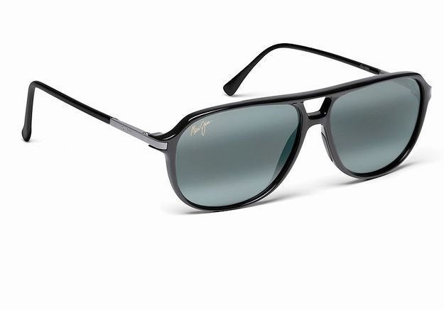 Mode tendance guide shopping lunettes visage carre aviator maui jim