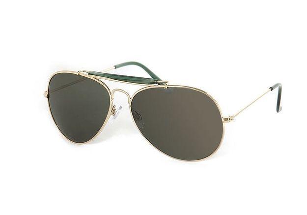 Mode tendance guide shopping lunettes visage carre aviator zara
