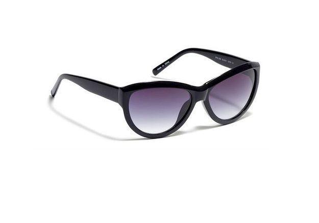 Mode tendance guide shopping lunettes visage ovale noires solaris