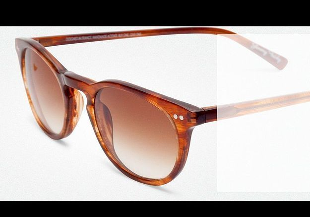 Mode tendance guide shopping lunettes visage ovale woody jimmy fairly