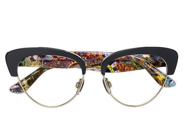 Lunettes de vue Dolce and Gabbana Eyewear