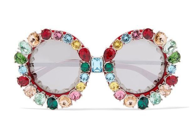 Lunettes rondes Dolce & Gabbana