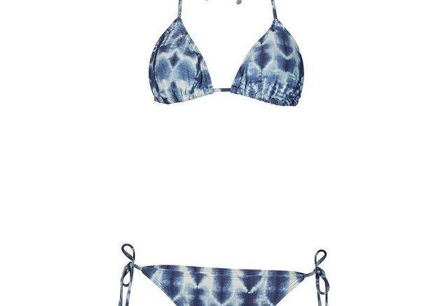 Maillot de bain triangle bleu Billabong