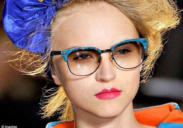 On veut toutes des lunettes funky