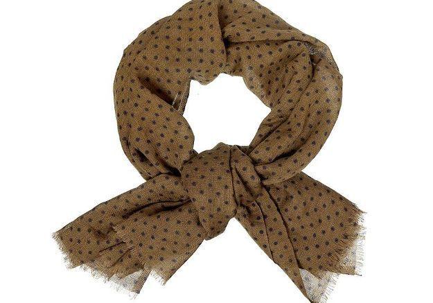 Mode guide shopping tendance look automne foulard
