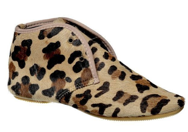 Mode guide shopping tendance look leopard derbys anniel