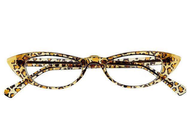 Mode guide shopping tendance look leopard lunettes lafont