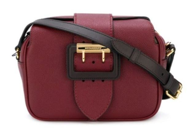 Sac bordeaux Burberry