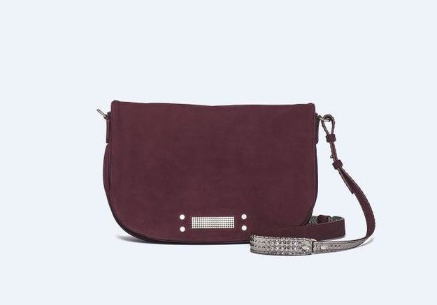 Sac bordeaux Clio Goldbrenner
