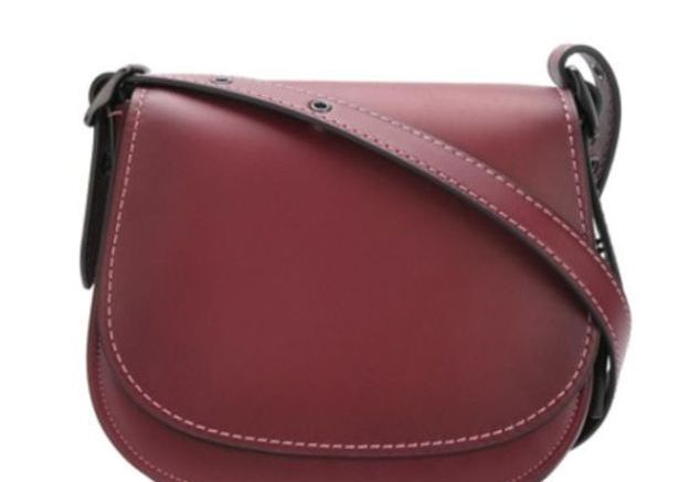 Sac bordeaux Coach