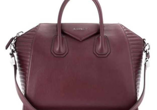 Sac bordeaux Givenchy