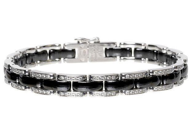 Mode guide shopping accessoire tendance bijoux bracelets diamants chanel