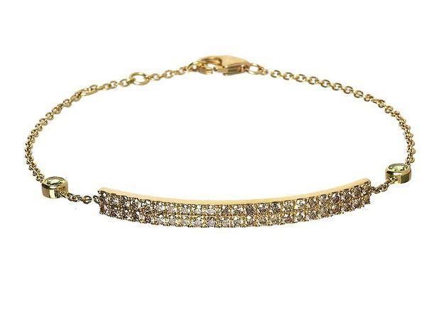 Mode guide shopping accessoire tendance bijoux bracelets diamants elise dray